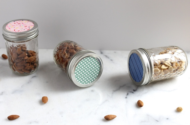 Mason Jar Lids 1