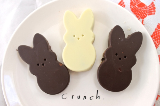 Peanut butter bunnies crunch
