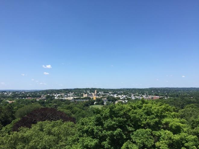 Washington Tower Mount Auburn Cemetery