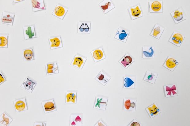 DIY Emoji Magnets