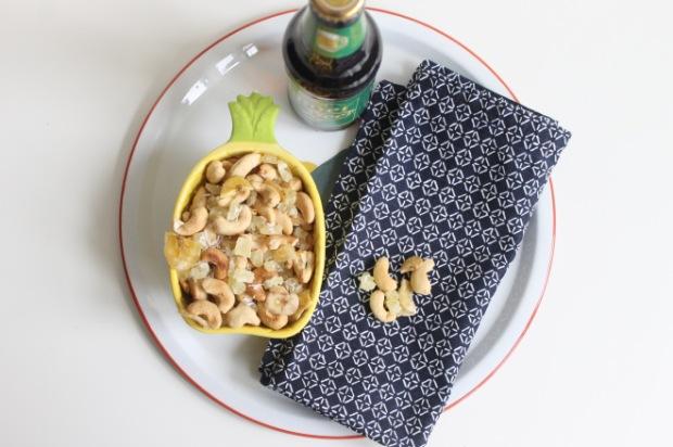 Pina Colada Cashew Mixture