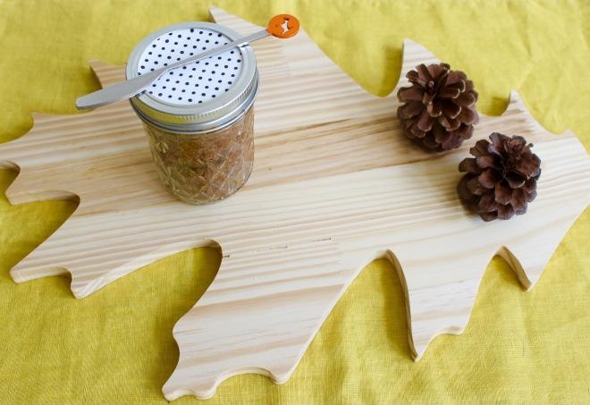 Pumpkin Spice Peanut Butter | Popcorn & Chocolate
