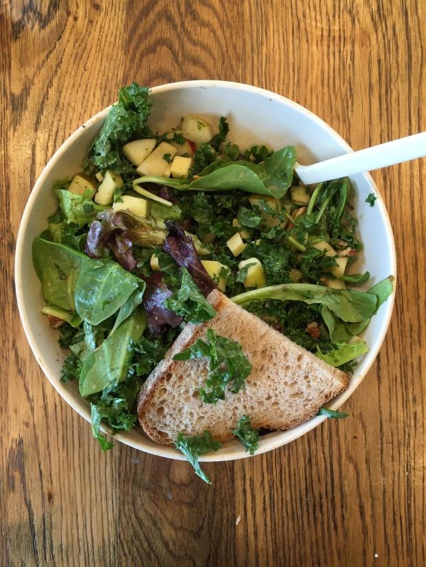 Sweet Green's salad