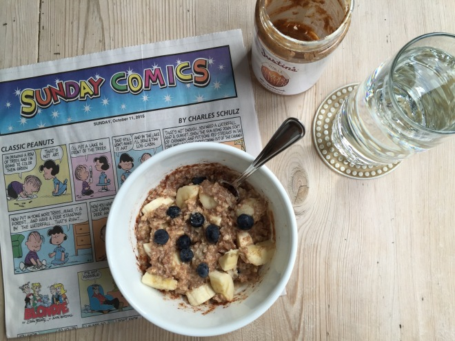 Oatmeal | Popcorn & Chocolate674
