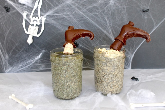 Melting Chia Seed Witch | Popcorn & Chocolate