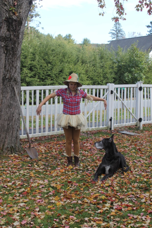 DIY Scarecrow & Tin Man Halloween Costumes | Popcorn & Chocolate