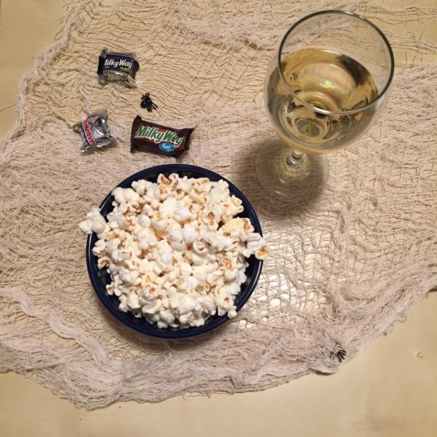 WIAW | Popcorn & Chocolate