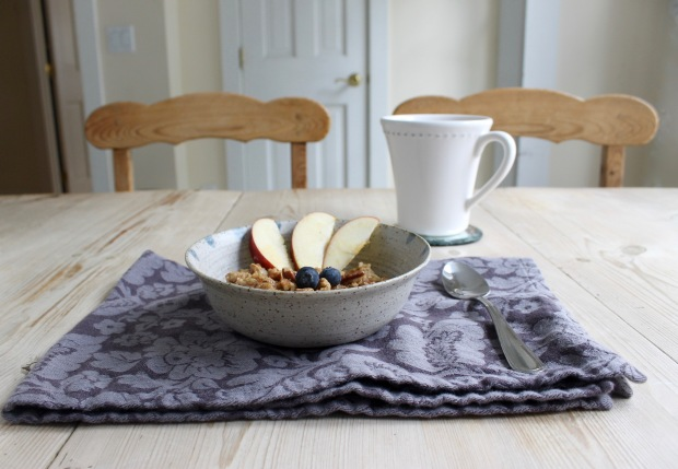 Chai Tea Oatmeal | Popcorn & Chocolate
