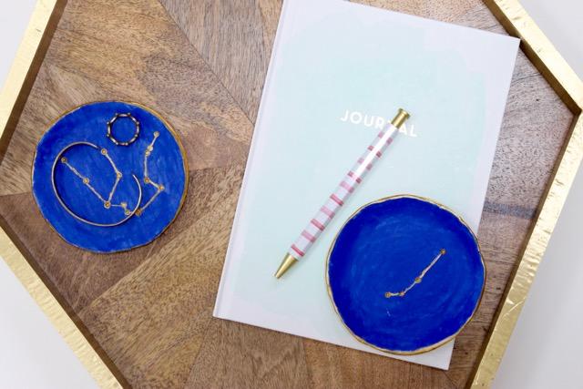 Painted Star Clay Dish | Popcorn & Chocolate