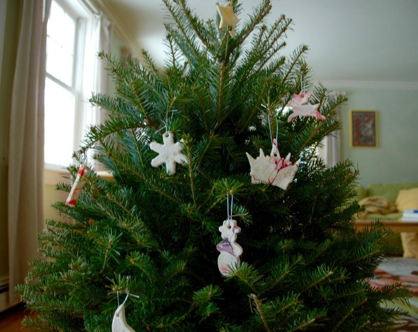 DIY ornaments   Popcorn & Chocolate