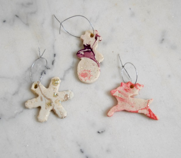 DIY salt dough ornaments | Popcorn and Chocolate
